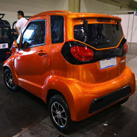 Professional production Modern high grade 4 seats electric mini car