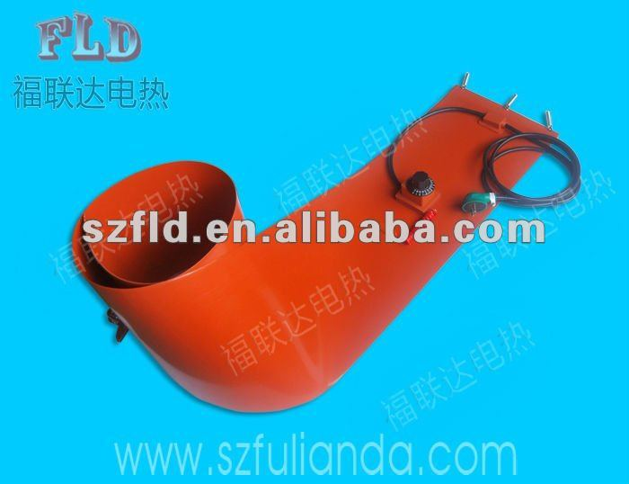 Customize 110v 115v 120v silicone drum <strong>heating</strong> for wax with CE RoHS certification