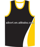 Men's mesh basketball top,tank top,vest,singlet 2013 in Xiamen