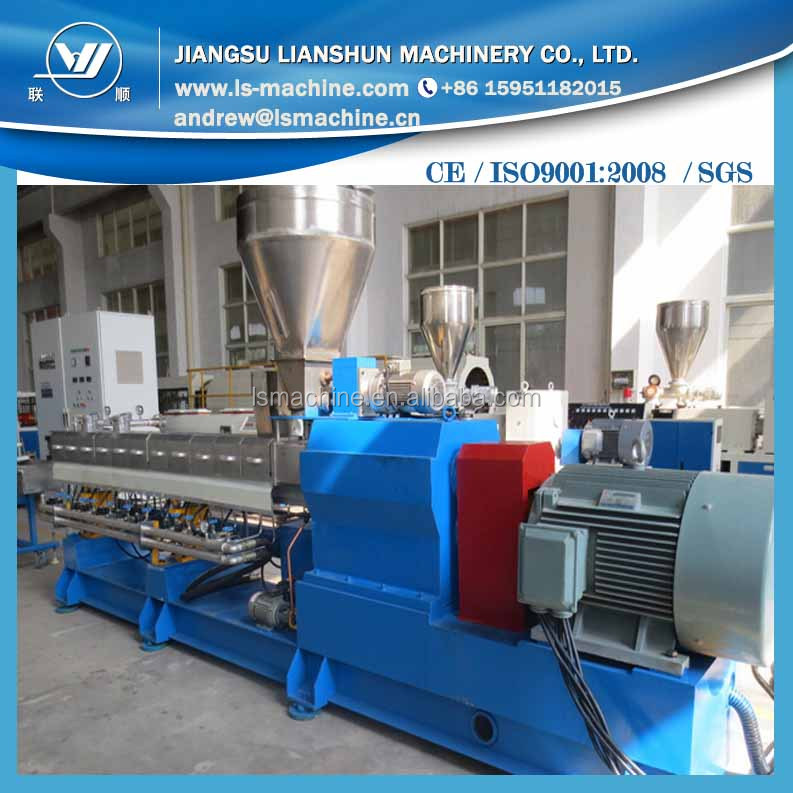 Nice quality parallel twin screw extruding machine