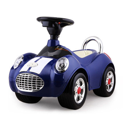2 In 1 Baby Swing Car Toddler Kids Push Car toys children Ride On toy cars