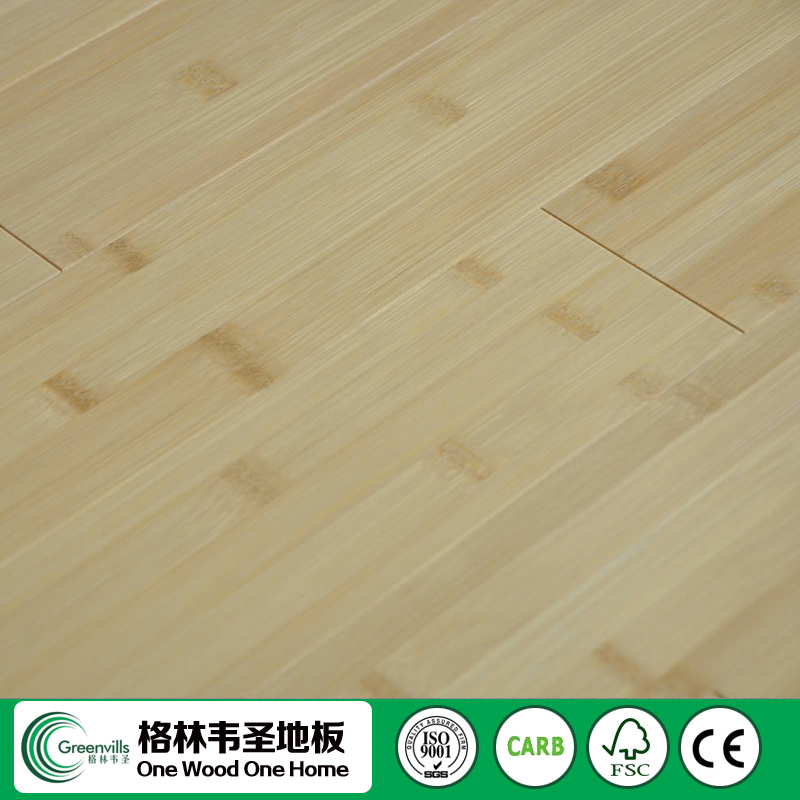 Cheap price Natural Horizontal Solid Bamboo wood flooring