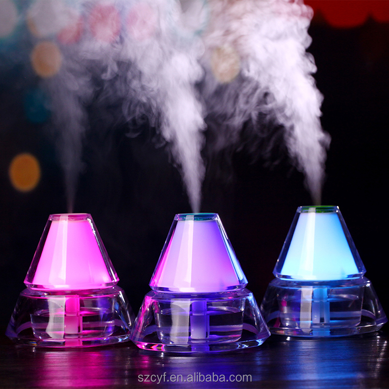 best selling items atomizing fashion usb micro mist humidifier
