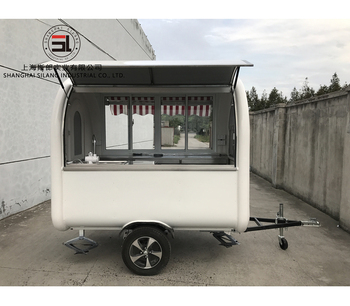 Mobile Food Catering Trailers Ice Cream Carts Food Trucks For Food - Buy  Fast Food Trailer,Mobile Food Trailer,Food Trailer For Sale Product on