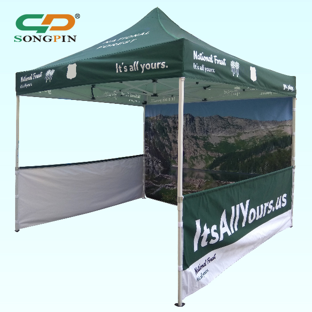 Portable Sunshade Tent For Event Outdoor Racing Gazebo
