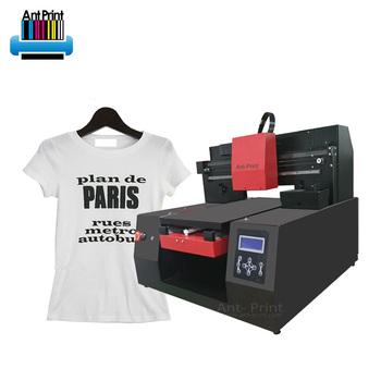 Antprint Digital Printer Shirts Price Servo Motor Home T Shirt Printing  Machine Dx5 Direct To Garment For Sale - Buy Digital Printer For T Shirts