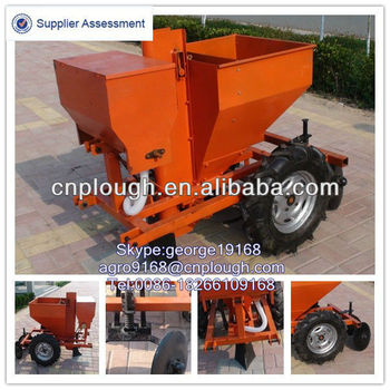 Farm Machinery Tractor 3pl One Row Potato Planter On Sale View One