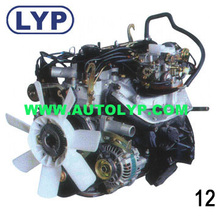 Engine used for Toyota 3L