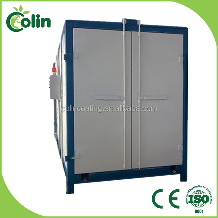 China products best selling newly jeans curing oven working line