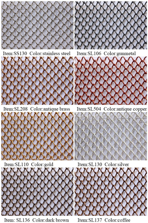 Magnesium Alloy Metal Wire Mesh Curtain By China Manufacturer - Buy ...