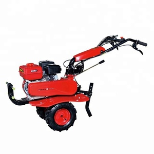 Factory Direct Sale 9Hp Gasoline Agriculture Tiller/Cultivators Hand Soil Cultivator Held 2 Wheel Tractor