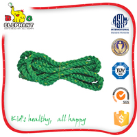 1 year warranty outdoor playground kids climbing rope