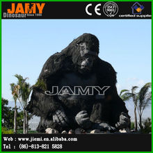 Customize Vivid Movie Prop King Kong Animation