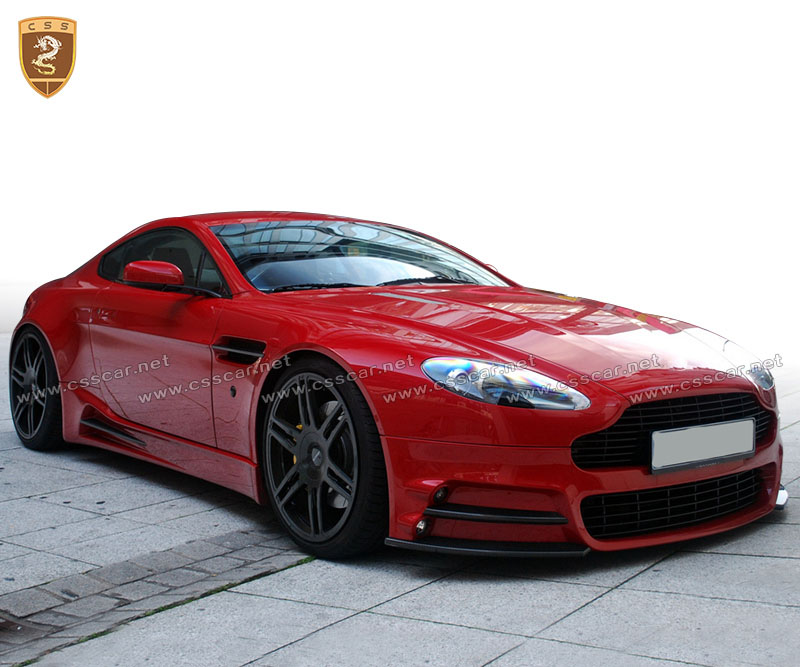 For Aston Martin Vantage V8 Model Car To My Style Body Kit