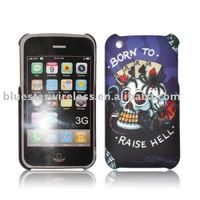 Design crystal case for iphone 3g(many kinds of iphone 3g mobile phone cases can meet different tasty of person)