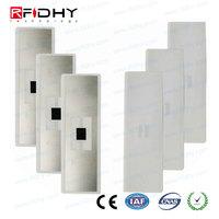 RFIDHY long range UHF RFID tag for windshield car/vehicle provide printing serial number,logo etc