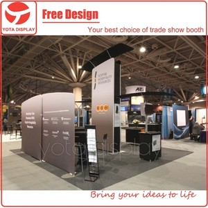 Yota offer Ockham Special 20x20 Display Stand Exibition Booths for Trade Show