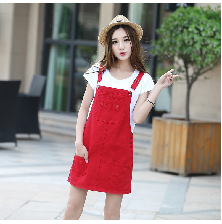 ef418404ef Detail Feedback Questions about White black red Women student short ...