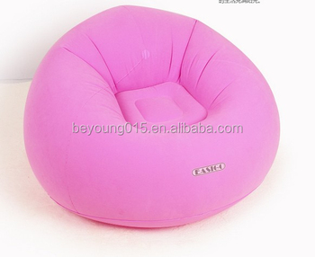 hot pink inflatable bean bag chairs/lazy inflatable round chair  sc 1 st  Alibaba & Hot Pink Inflatable Bean Bag Chairs/lazy Inflatable Round Chair ...