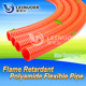 Flame Retardant PA Nylon Flexible Orange Conduit Pipe