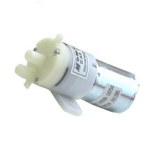 Wholesale 12V DC Motor 1L Water Pump for coffee machine household appliance