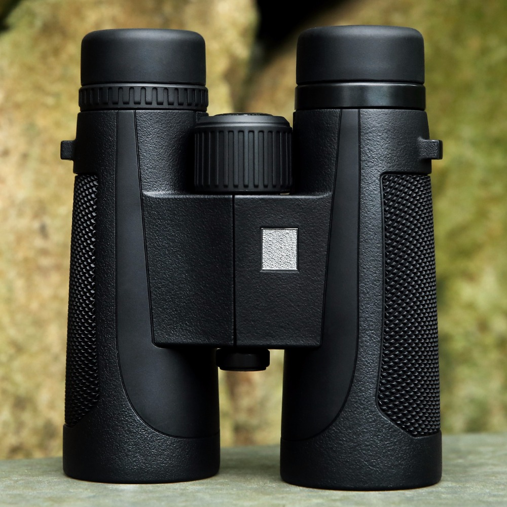 2017 New High Definition Optical Prism 8x42 10x42 Black Birding Binoculars for Adults