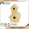 Direct Delivery of Factory Small Wooden Bird & Insect Houses
