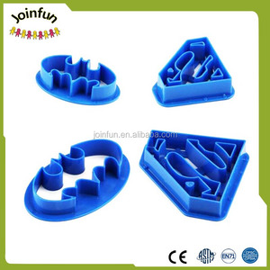 Wholesale custom plastic cookie stampe cookie cutter factory