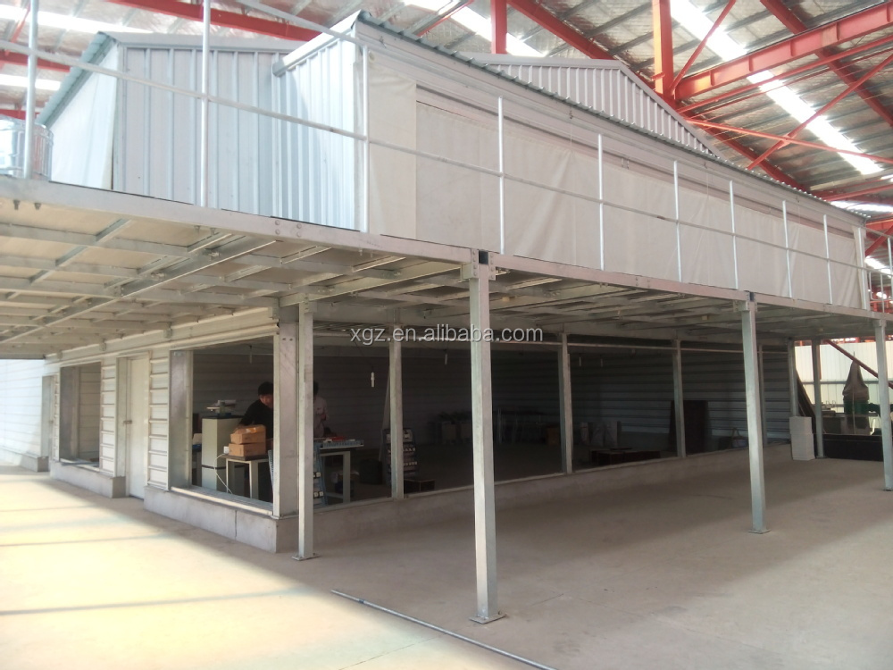 modern design automatic steel poultry house chicken shed for broiler for sale