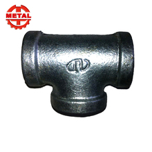 weight of oem malleable iron pipe fittings