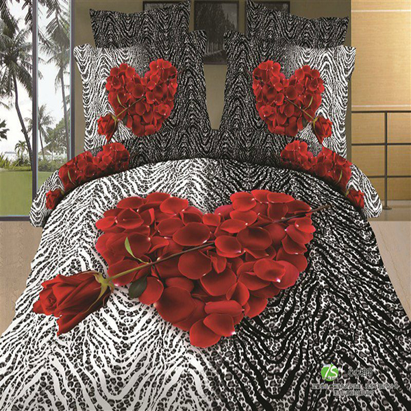 Attractive Heart Shaped Style 100% Fabric Casa Reina Bed Sheets For Wedding   Buy Casa  Reina Bed Sheets,Heart Shaped Casa Reina Bed Sheets,Casa Reina Bed Sheets  For ...