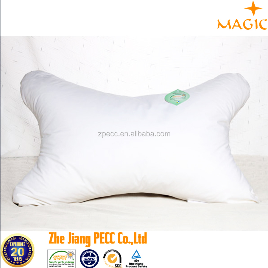 Neck Support Microfiber Pillow