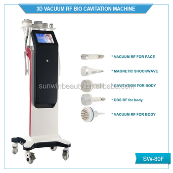 OEM & ODM service ce approved face slimming new cavitation rf vacuum accent ultra beautiful slimming machine