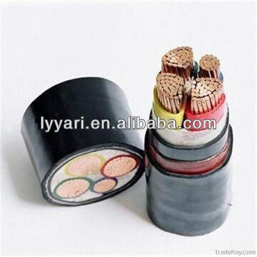 PVC insulated pvc sheathed power cable VV non-armoured power cable