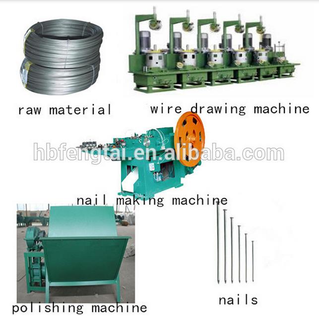nail making machine for sale