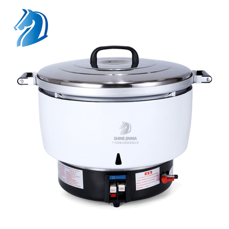 30L Large Capacity <strong>Commercial</strong> Stainless Steel Gas Rice <strong>Cooker</strong>