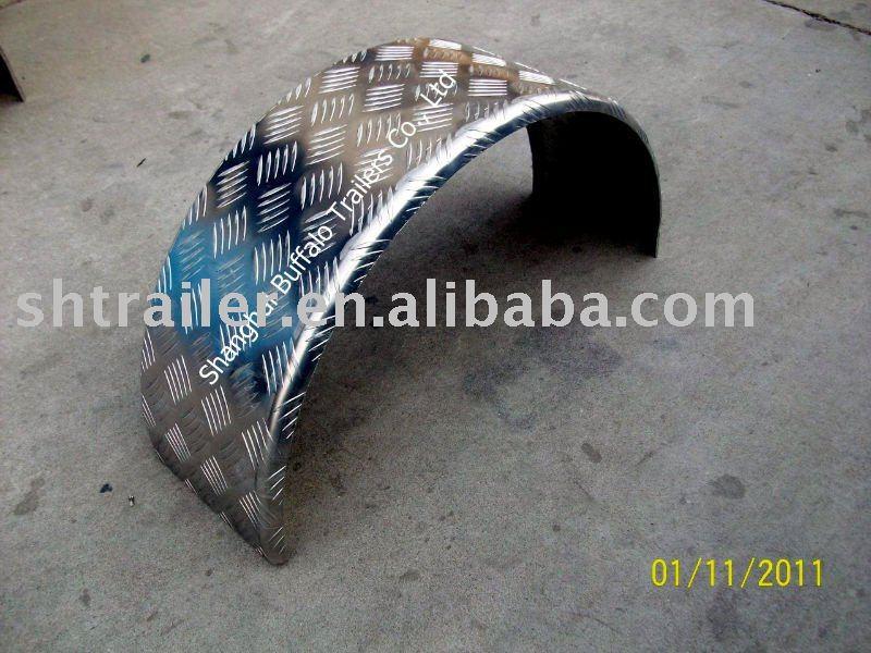 aluminium remorque garde boue plaque de diamant bavettes garde boue pour voitures id de. Black Bedroom Furniture Sets. Home Design Ideas