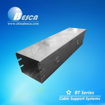 Metal Wire Duct Raceway Unistrut Channel Cable Tray View