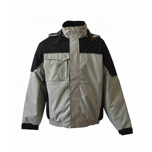 Wholesale Winter Workwear Custom Work Uniform Jacket
