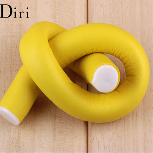 Wholesale Hair Curling Flexi rods Soft Bendy Long Rollers Foam Magic Air Hair Rollers