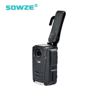 Police Body Cameras 4G SOS WIFI GPS GPRS 12 Hours Working Time Body Cameras on Police 4G