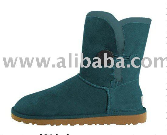 2010 new arrival style women deep green snow half boots!So fashion and good quality!