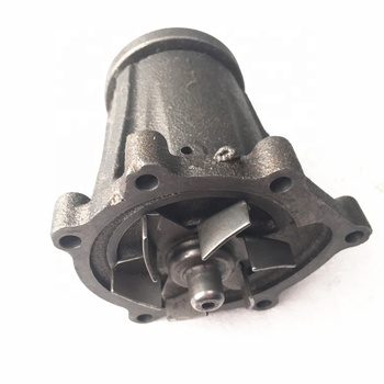 4JJ1engine  water pump 8980476894 8980476893 8980476892 8980476891 8980476890