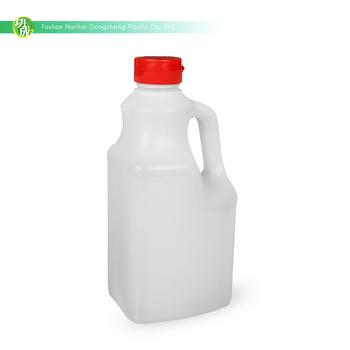 1000ml Pe Plastic Oil And Vinegar Bottle Jar Food Packaging With Lid