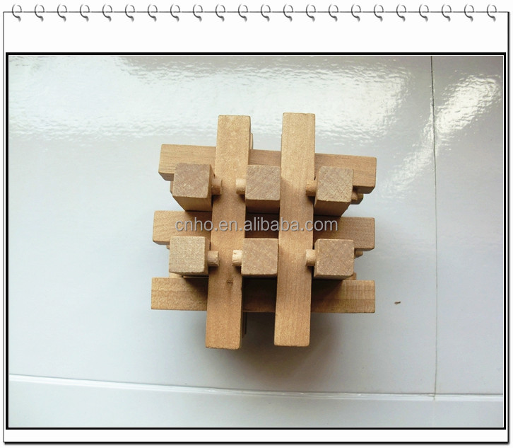 jigsaw puzzle wood pyramid puzzle 3d wooden puzzle