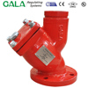 10 INCH FIRE FIGHTING Y STRAINER,FMUL APPROVAL