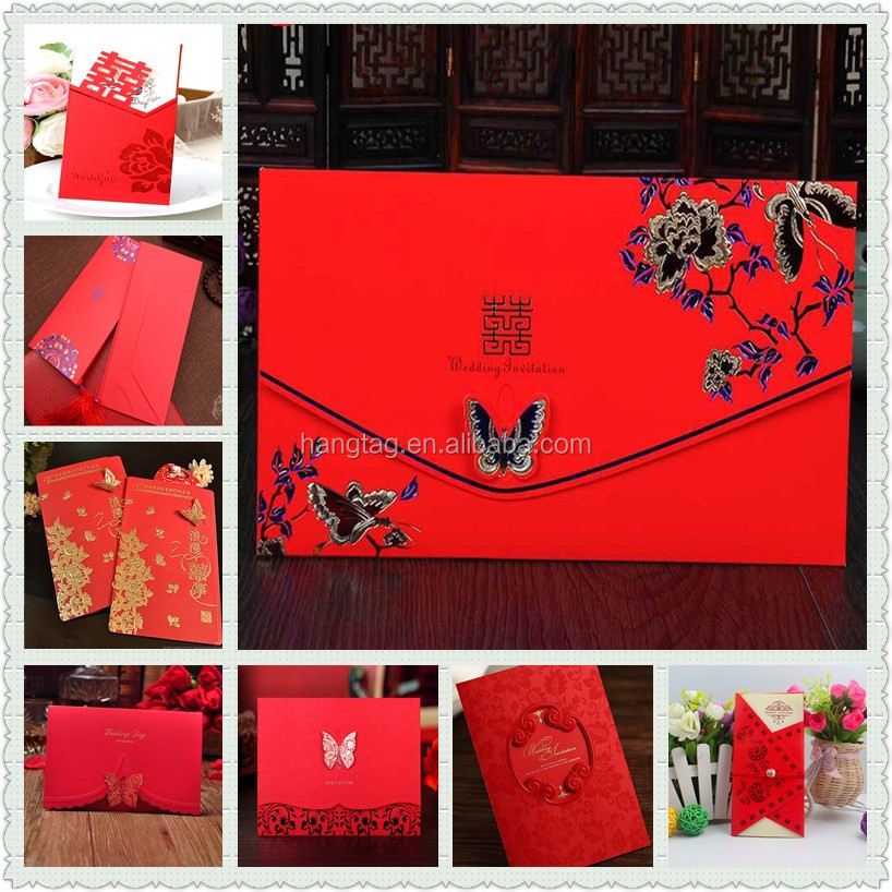 DIrect Factory OEM Wedding Invitation Paper Envelope Handmade Envelopes Decorative
