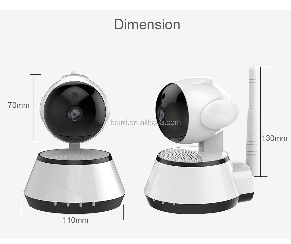 720P profissional Melhor câmera de segurança em casa