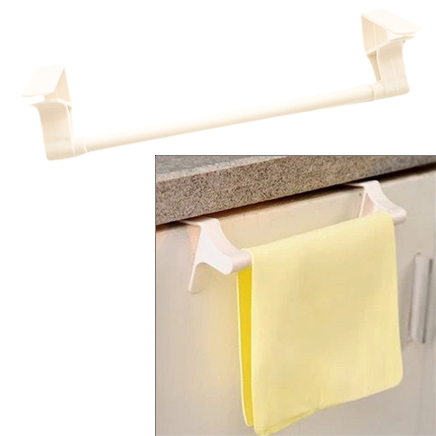 sink towel rack kitchen inspirational over stunning light storage of pull out under