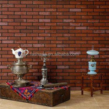 Decorative Indoor Brick Wall DecorationInterior Brick